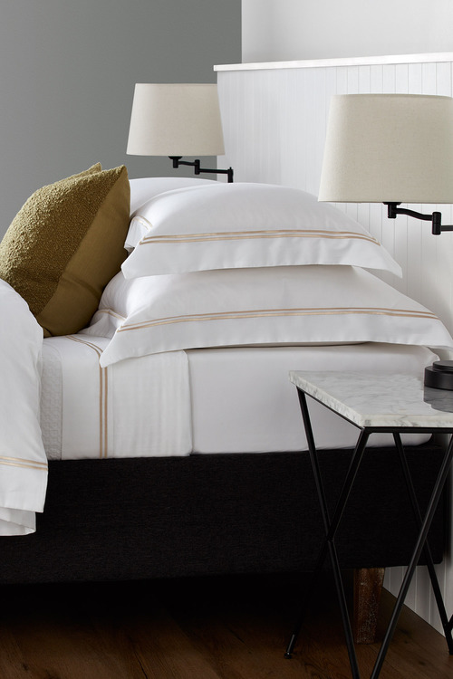 Hotel Collection Tailored Pillowcase Pair