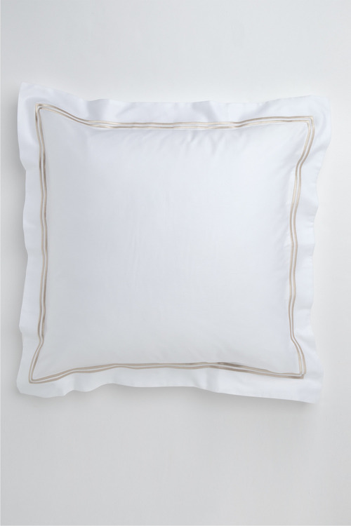 Hotel Collection Tailored European Pillowcase Pair
