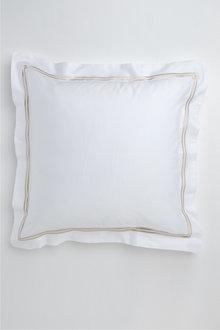 Hotel Collection Tailored European Pillowcase Pair - 240509