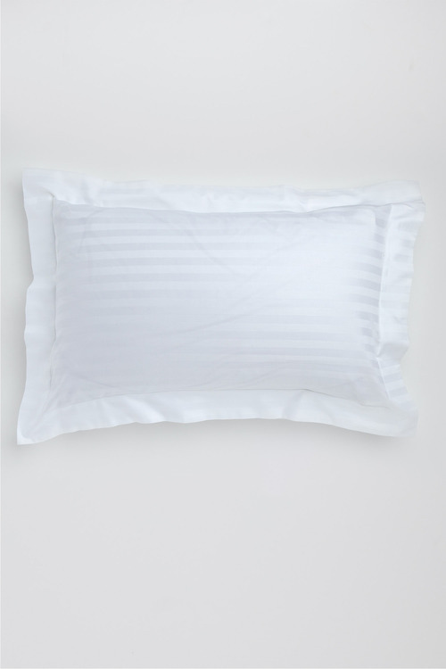 Hotel Collection Striped Sateen Pillowcase Pair