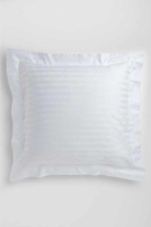 Hotel Collection Striped Sateen European Pillowcase Pair