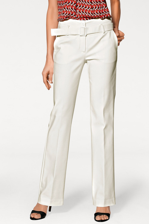 Heine Belted Trousers