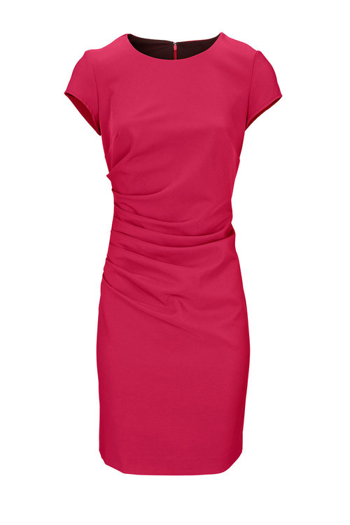 Heine Pleat Detail Shift Dress