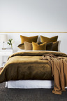 Berkeley Velvet Duvet Cover Set