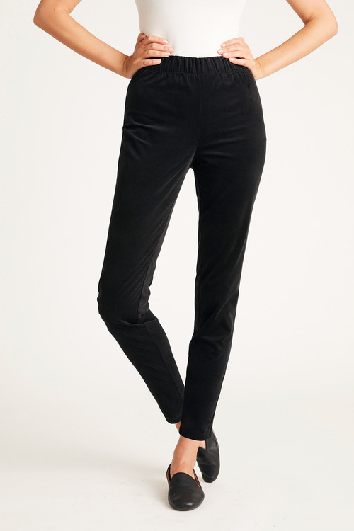 Capture Cord Pull On Pants