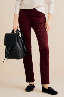 Capture Cord Pull On Pants - 240575