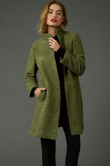 Capture Boucle Coat - 240582