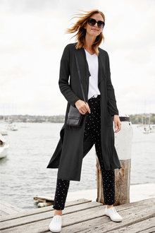 Capture Maxi Pocket Cardigan
