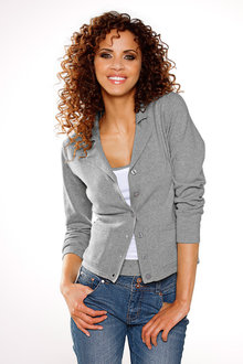 Capture Collared Cardigan - 240601