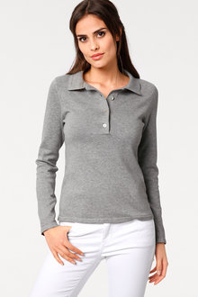 Capture Long Sleeve Polo - 240602