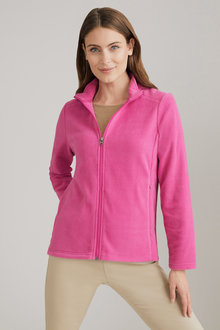 Capture Microfleece Zip Up Jacket - 240610