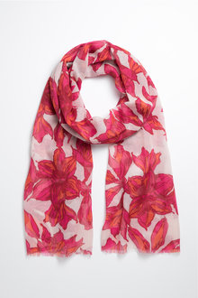Floral Scarf - 240659