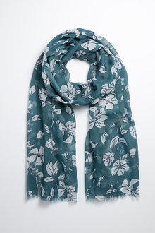Floral Scarf - 240664