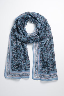Ditsy Floral Scarf - 240668