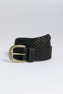 Stud Detail Perforated Belt