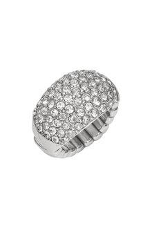Amber Rose Galaxy Ring