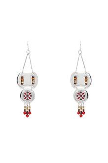 Amber Rose Urban Earrings - 240731