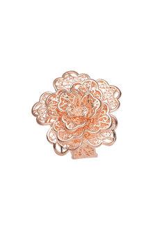 Amber Rose Rose Ring