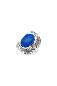 Amber Rose Luna Stone Ring