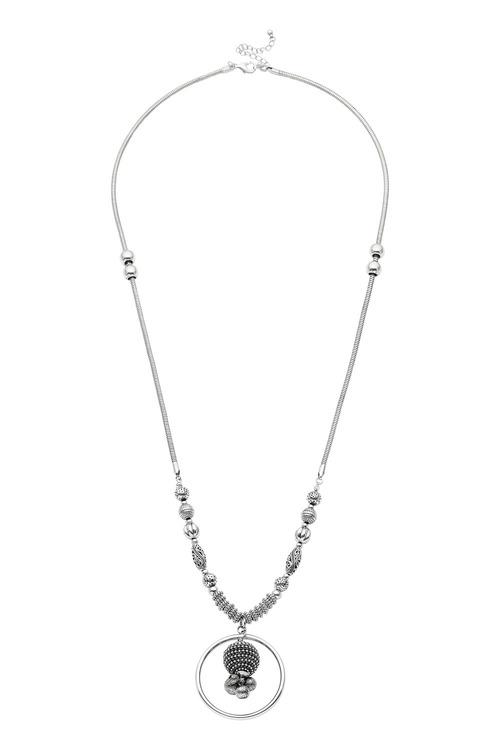 Amber Rose Antique Necklace