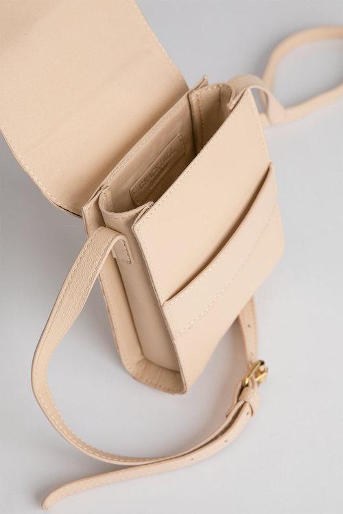 Celeste Leather Crossbody Bag