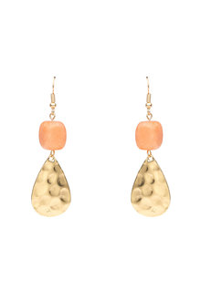 Amber Rose Sunset Earrings - 240801