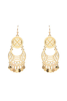 Amber Rose Isla Earrings - 240804