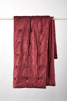 Berkeley Velvet Throw - 240824