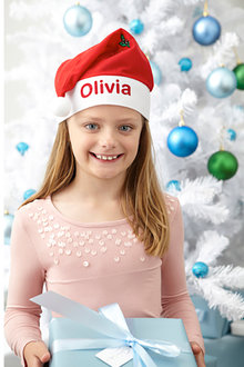 Personalised Felt Santa Hat - 240839