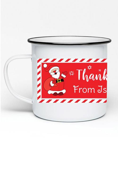 Personalised Night Before Christmas Mug