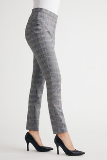 Capture Ponte Pull On Pants - 240870