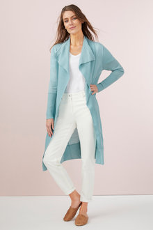 Capture Merino Cardi Coat - 240889