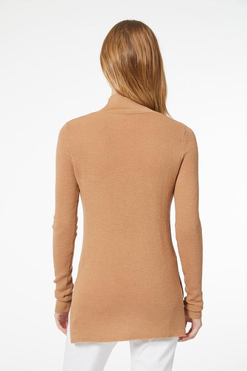 Capture Merino Pointelle Rib Sweater