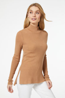 Capture Merino Pointelle Rib Sweater - 240894