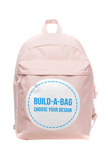 Personalised Pink Backpack - 240916
