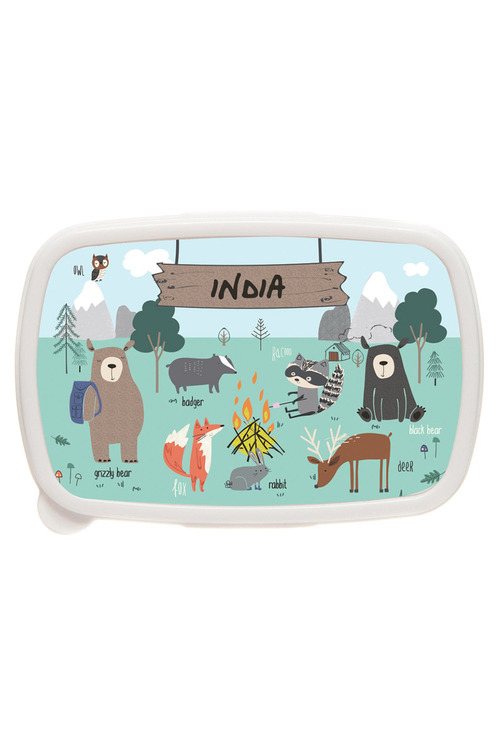 Personalised Kids Lunch Box