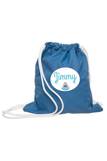 Personalised Kids Wet Bag