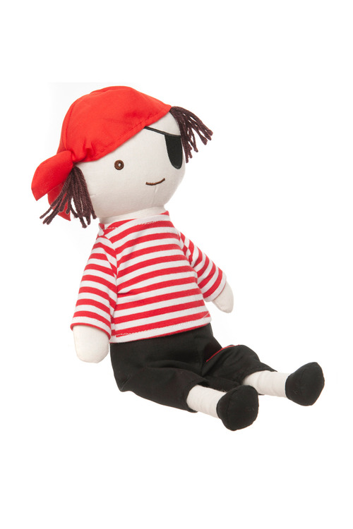 Personalised Plush Rag Doll