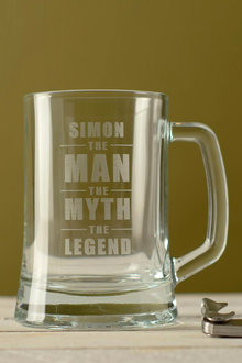 Personalised Beer Mug - 240971