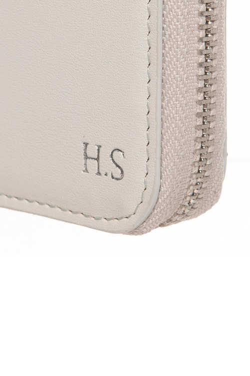 Personalised Monogram Travel Wallet