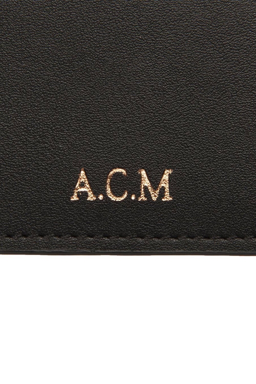 Personalised Monogram Fold Purse