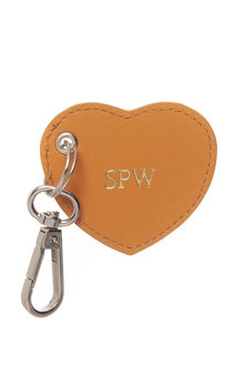 Personalised Monogram Heart Keyring - 240982