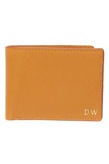 Personalised Monogram Slimline Wallet - 240984