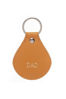 Personalised Monogram Fob Keyring