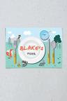 Personalised Reversible Kids Placemat