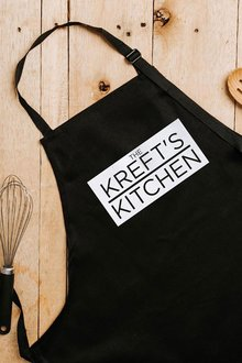 Personalised The Family Kitchen Apron - 240998