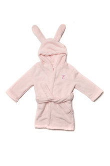 Personalised Kids Bunny Robe