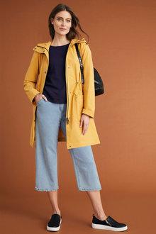 Capture Four Seasons Hooded Coat - 241019