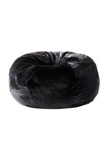 Lodge Faux Fur Beanbag - 241057