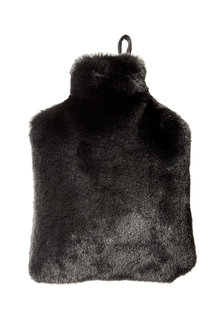 Lodge Faux Fur Hot Water Bottle Cover - 241059
